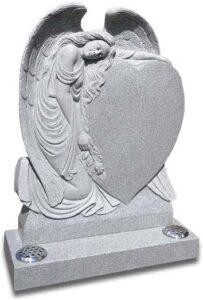 Beautiful Angel Headstones