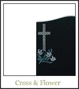 example image of headstone design