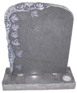 Unique headstone design