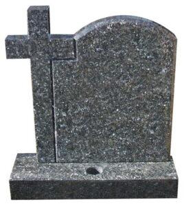 Cross headstones