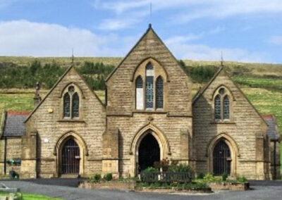 haslingden cemetery chapel