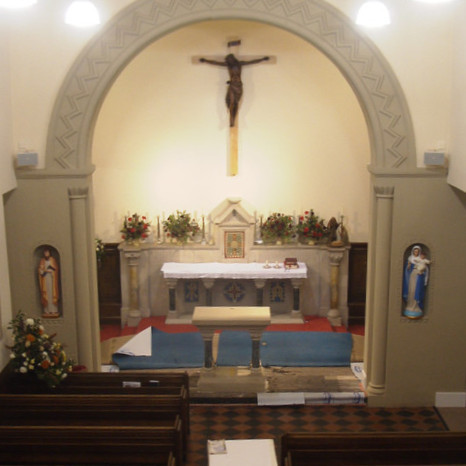 Holy Cross, Lichfield