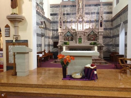 St. Edmund's R.C Church, Little Hutlton