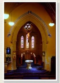 Aquinas College Chapel