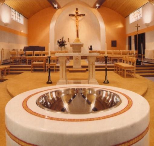St. Teresa RC Church, Trent Vale, Stoke on Trent