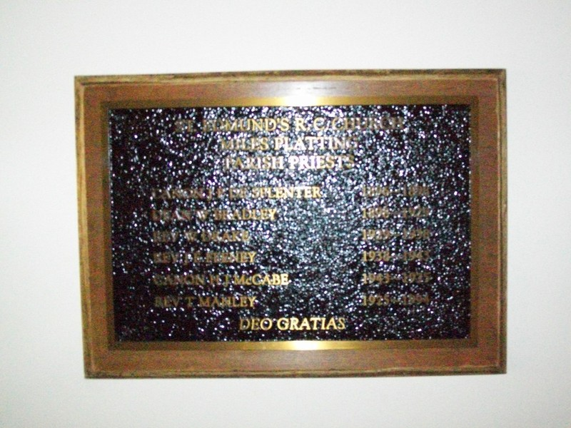 Examples Of Alberti Lupton Commemorative Plaques