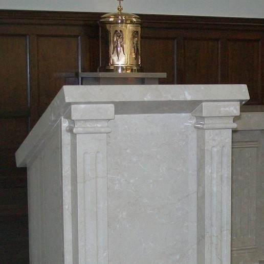 example of work Alberti Lupton Renovation and Repair work in Churches