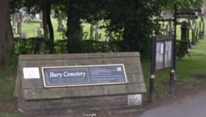 M66 Corridor Bury Cemetery